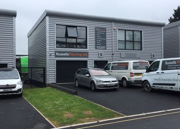 Thumbnail Industrial to let in 8 Bell Close, Plymouth