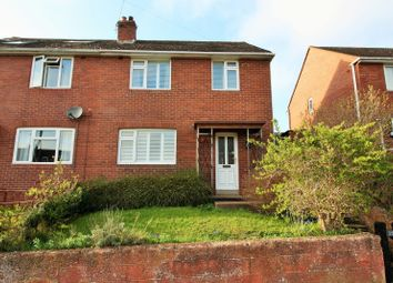 Thumbnail 3 bed semi-detached house for sale in Meadow Way, Exeter