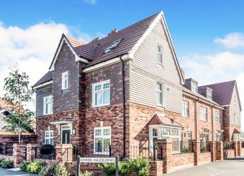 Thumbnail 4 bed end terrace house for sale in Lower Hazeldines, Marston Moretain, Bedford, Bedfordshire