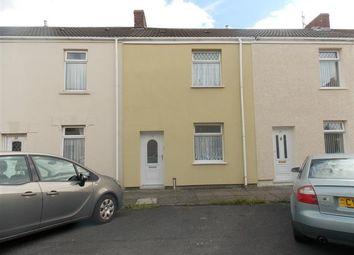 Thumbnail 2 bedroom terraced house for sale in Caroline Street, Llanelli