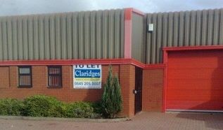 Thumbnail Industrial for sale in Gresley Close, Drayton Fields, Daventry, Northants