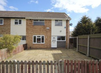 Thumbnail 3 bed terraced house for sale in Arley Close, Prenton, Wirral