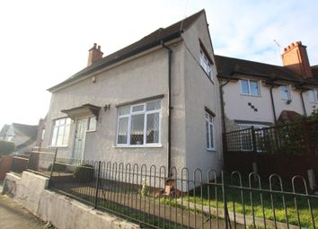 Thumbnail 3 bed end terrace house for sale in Engleton Road, Coventry