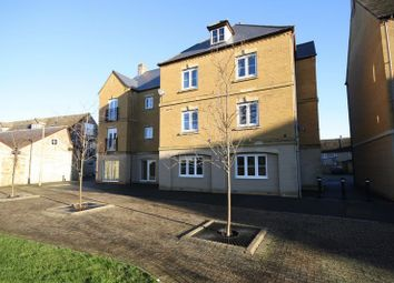 Thumbnail 2 bed flat for sale in Weavers Bridge House, Witney Town Centre