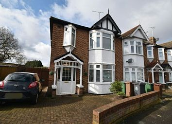 Thumbnail 3 bed end terrace house for sale in Richmond Avenue, London
