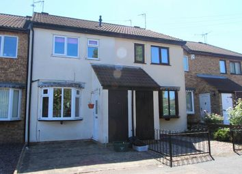 Thumbnail 2 bed town house to rent in Guildford Drive, Wigston, Leicester