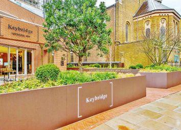 Thumbnail 1 bed flat for sale in Keybridge Lofts, Nine Elms, London
