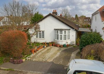 Thumbnail 4 bed detached bungalow for sale in Windmill Avenue, Epsom