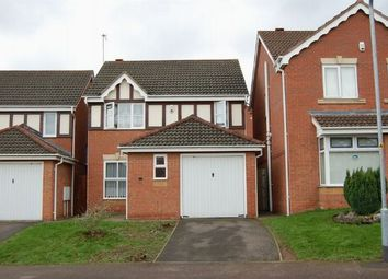 Thumbnail 3 bedroom detached house to rent in Leah Bank, Sandringham Gardens, Northampton