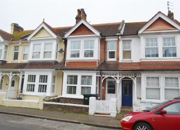 Thumbnail 4 bed terraced house for sale in Rylstone Road, Eastbourne