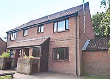 Thumbnail 1 bed maisonette to rent in Consort Close, Warley, Brentwood