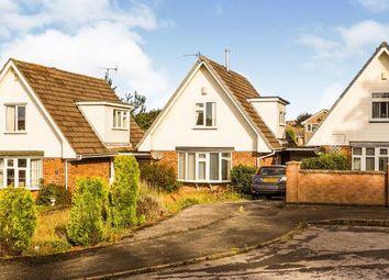 Thumbnail 3 bed detached house for sale in Basa Crescent, Heron Ridge, Nottingham, Nottinghamshire