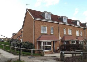 Thumbnail 4 bedroom end terrace house for sale in Tuffleys Way, Thorpe Astley, Leicester, Leicestershire