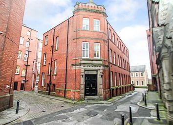 Thumbnail 1 bed flat for sale in Swanns Building, Plumptre Place, Lace Market, Nottingham