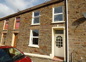 Thumbnail 3 bed property to rent in Marian Street, Blaengarw, Bridgend.