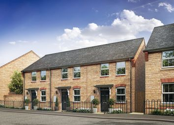 "Thumbnail 2 bed semi-detached house for sale in ""Wilford"" at Guan Road, Brockworth, Gloucester"