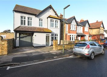Thumbnail 5 bedroom detached house for sale in Greenlands Road, Staines-Upon-Thames, Surrey