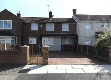 Thumbnail 2 bed terraced house for sale in Hartwood Road, Kirkby, Liverpool