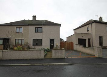 Thumbnail 3 bedroom semi-detached house for sale in Hall Crescent, Macduff, Aberdeenshire