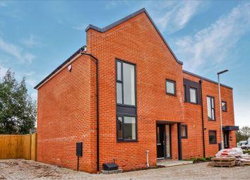 Thumbnail 3 bed semi-detached house for sale in 1 Siskin Road, Cottam, Preston
