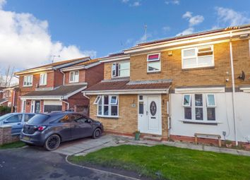 Thumbnail 4 bed semi-detached house for sale in The Cornfields, Hebburn