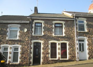 Thumbnail 3 bed terraced house for sale in Hill Street, Risca, Newport.