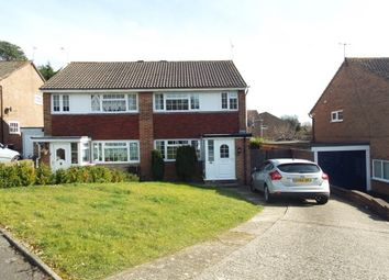 Thumbnail 3 bed semi-detached house to rent in Tintern Road, Gossops Green, Crawley