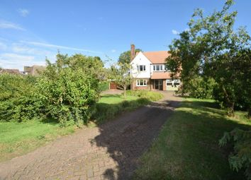 Thumbnail 5 bedroom detached house to rent in Leighton Road, Toddington, Dunstable