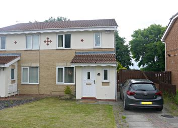 Thumbnail 3 bedroom semi-detached house for sale in Gardner Park, North Shields