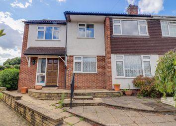 Barnfield Close, Hoddesdon EN11. 4 bed end terrace house