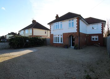 Thumbnail 4 bed detached house for sale in Foxhall Road, Ipswich
