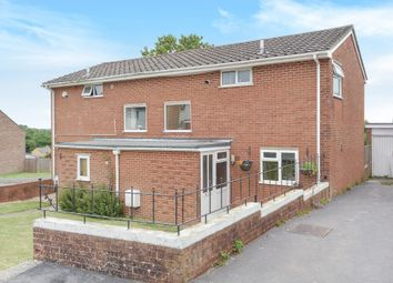 Thumbnail 2 bedroom semi-detached house for sale in Henley View, Crewkerne