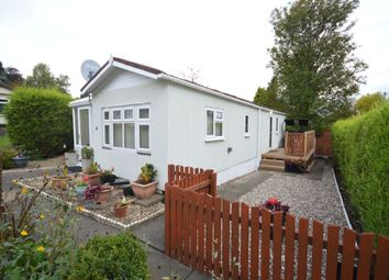 Thumbnail 2 bed bungalow for sale in White Harte Caravan Park, Kinver, Stourbridge
