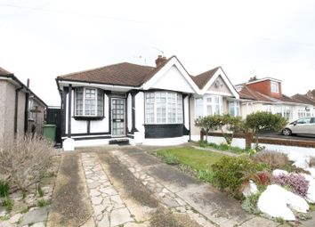 Thumbnail 2 bed semi-detached bungalow for sale in Alma Avenue, Hornchurch