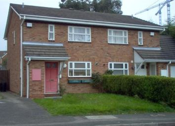 Thumbnail 2 bedroom semi-detached house to rent in Humphrey Middlemore Drive, Birmingham