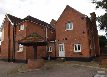 Thumbnail 1 bed flat to rent in The Rectory, St Charles Drive, Wickford, Essex