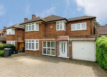 Thumbnail 4 bed detached house for sale in Hartland Drive, Edgware, Middlesex