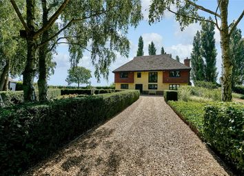Round House Drove, Tick Fen, Warboys, Huntingdon PE28. 5 bed detached house for sale