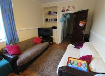 Thumbnail 8 bed property to rent in Lisvane Street, Cathays, Cardiff