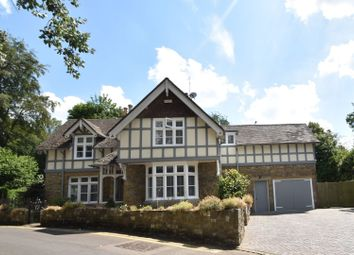 Thumbnail 4 bed detached house for sale in Wildernesse Avenue, Sevenoaks