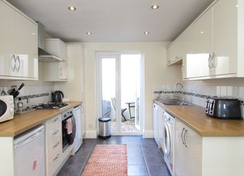 Thumbnail 3 bedroom terraced house to rent in Collingwood Road, Southsea