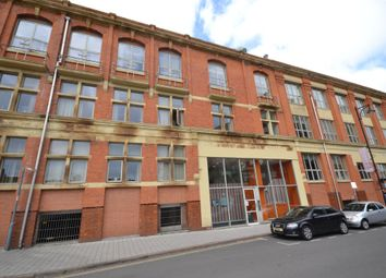 Thumbnail 1 bedroom flat to rent in Morledge Street, Leicester, Leicestershire