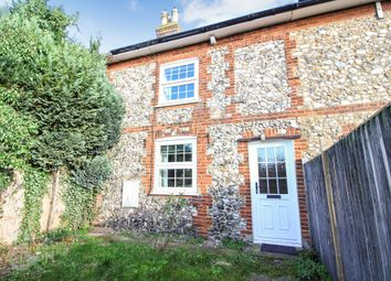 Thumbnail 2 bed cottage for sale in Stone Cottages, Westfield Road, Dereham