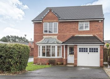 Thumbnail 4 bed detached house to rent in Shirewell Road, Orrell, Wigan