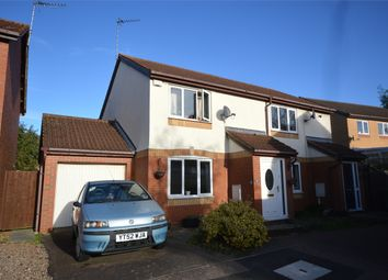 Thumbnail 2 bed semi-detached house for sale in Spencer Close, Earls Barton, Northampton