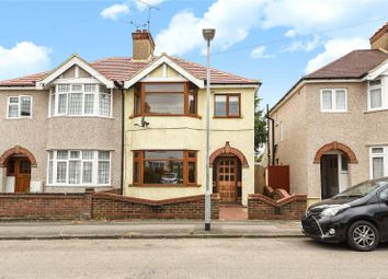 Thumbnail 3 bed semi-detached house for sale in Grove Road, Mill End, Hertfordshire