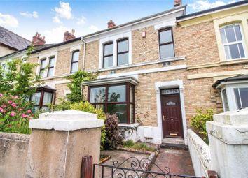 Thumbnail 4 bed terraced house for sale in Ashleigh Road, Barnstaple