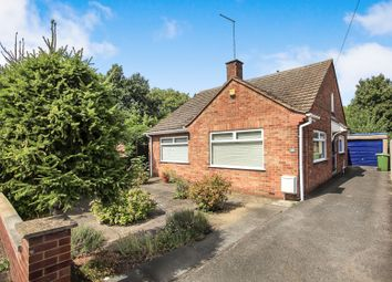 Thumbnail 3 bed detached bungalow for sale in Franklyn Crescent, Peterborough