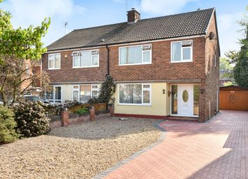 Thumbnail 3 bed semi-detached house for sale in Newcroft, Selby