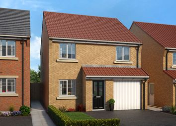 "Thumbnail 3 bed property for sale in ""The Yew At Thornvale"" at South View, Spennymoor"